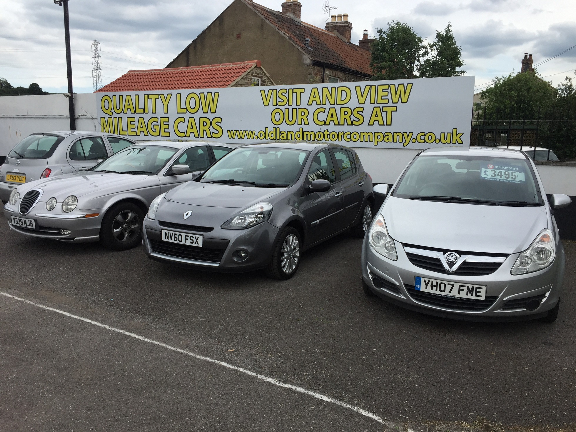 Second Hand Car Sales Gloucestershire